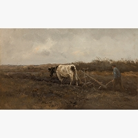 023 | Janssen W. G. F.: Ploughing in the fields