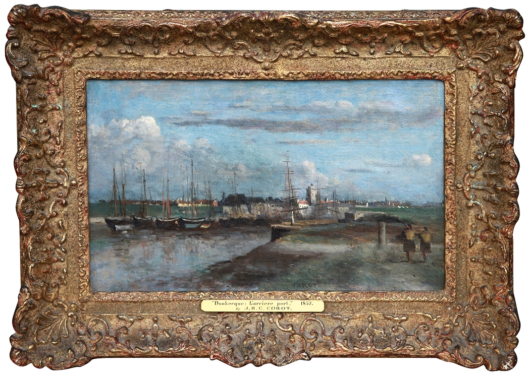 DUNKERQUE : L´ARRIERE PORT