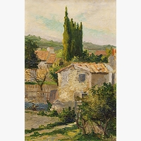 057 | PICABIA Francis: PAYSAGE
